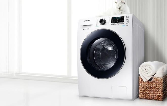 Почему стиральная машина Самсунг автомат отключается во время стирки