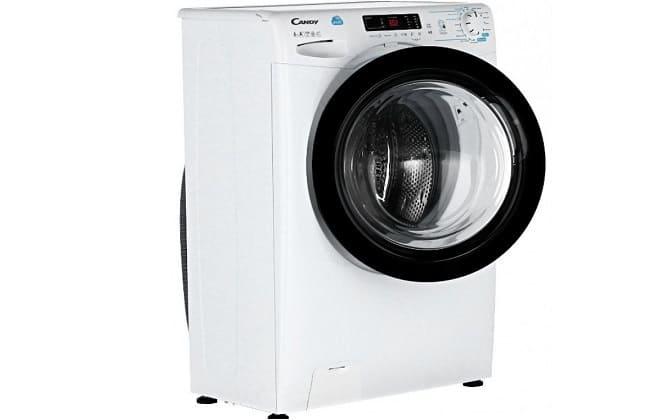 Стиральная машина Канди автомат не сливает воду