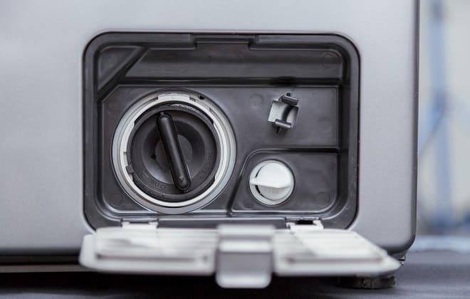 Засор сливной системы в стиралке Занусси