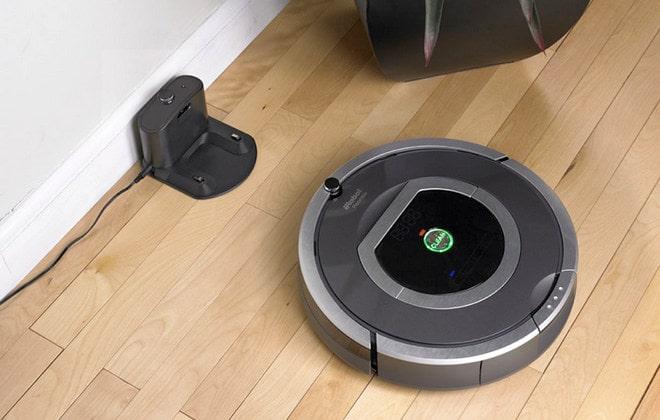 Обслуживание техники iRobot