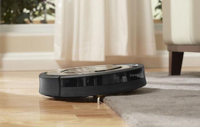 Робот-помощник Roomba