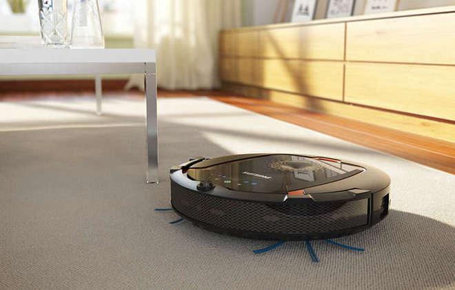 Автоматическая уборка роботом
