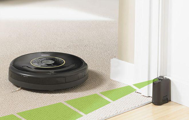 Дизайн Roomba 650