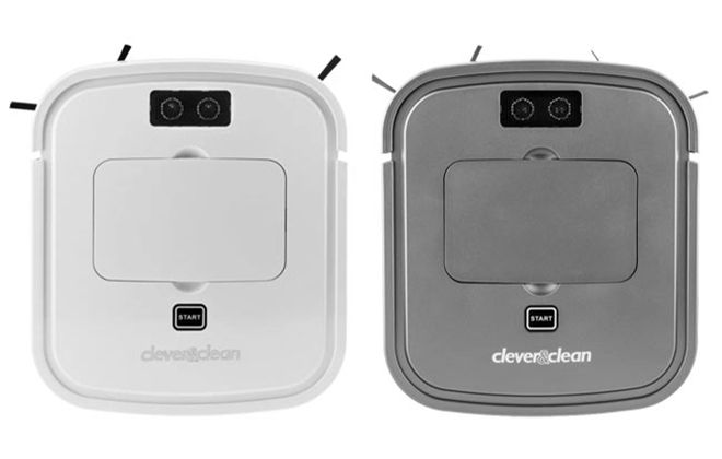 Две модели Clever Clean Slim Series