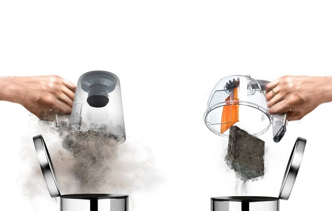 Колба пылесборника
