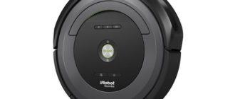 Модель iRobot Roomba 681