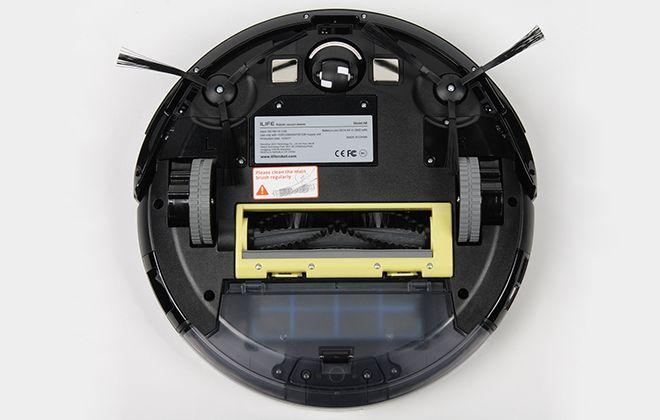 Нижняя панель модели iLife A8