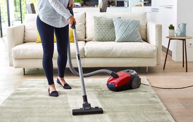 Уборка ковровых покрытий
