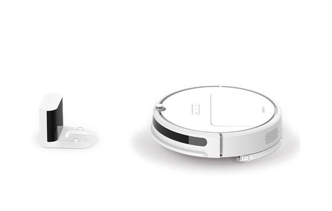 Xiaomi Xiaowa Robot Vacuum Cleaner Lite с обратной стороны