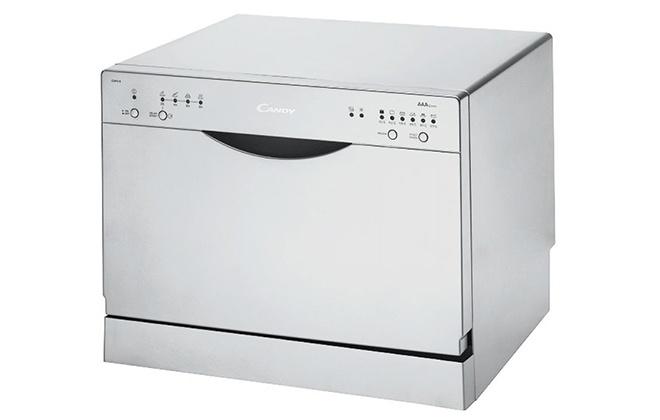 Белая посудомоечная машина Candy