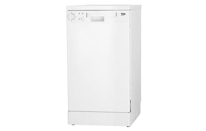 Белая посудомойка DFS 05010 W
