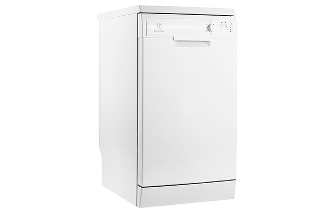Белая посудомойка Electrolux ESF 9526 LOW