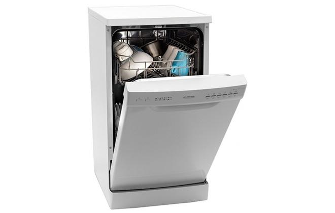 Белая посудомойка Flavia FS 60 Riva P5 WH