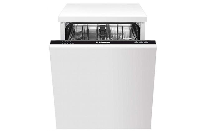 Белая посудомойка Hansa ZIM 434H