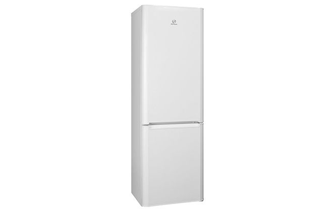 Белый холодильник Indesit BIA 18 S