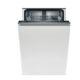 Встраиваемая посудомоечная машина Bosch Serie 2 SMV23AX01R в классическом дизайне