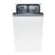 Узкая посудомоечная машина Bosch Serie 2 SPV25DX10R Silenceplus для небольших кухонь