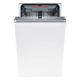 Узкая посудомоечная машина Bosch SilencePlus SPV66MX30R для малогабаритных кухонь