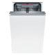 Встраиваемая посудомоечная машина Bosch Serie 4 SPV45MX01E для 9-ти комплектов посуды