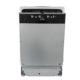 Встраиваемая посудомоечная машина Bosch SMV44IX00R SilencePlus с пятью режимами