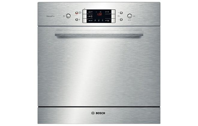 Дизайн посудомойки Bosch SKE52M55