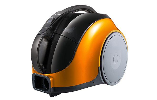 Дизайн пылесоса LG VK74W25H