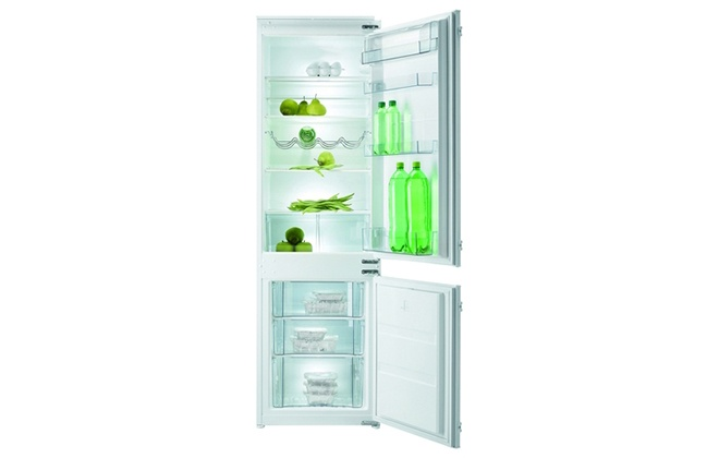 Холодильник Korting KSI 17850 CF в открытом виде