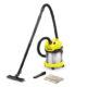 Промышленный пылесос Karcher WD 2 для уборки жидкостей и сухого мусора