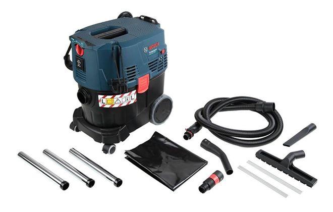Комплектация модели Bosch GAS 35 L SFC