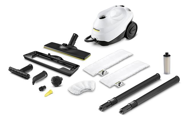 Комплектующие пароочистителя Karcher SC 3 Premium