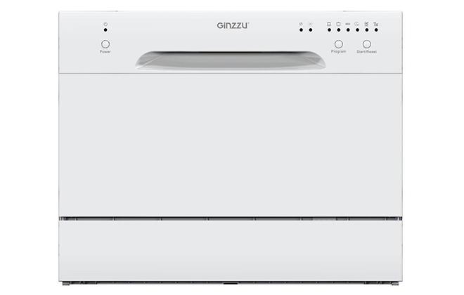 Маленькая посудомойка Ginzzu DC261 Aguas