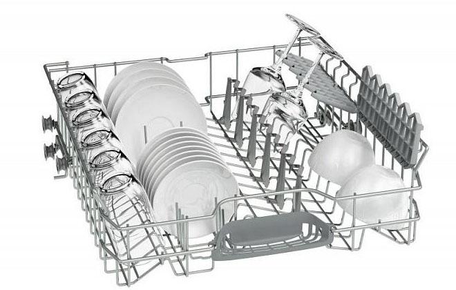Место для посуды Bosch SMV23AX01R