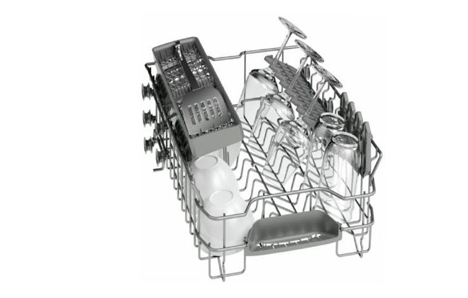 Место для посуды Bosch SPV25DX10R