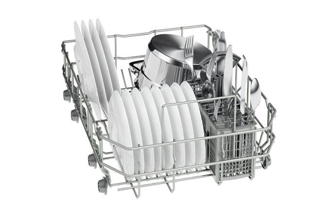 Место для посуды Bosch SPV45DX10R