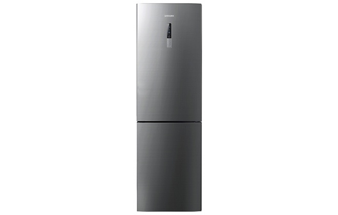 Металлический холодильник Samsung RL-59 GYBMG