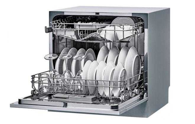 Модель Candy CDCP 8-E изнутри