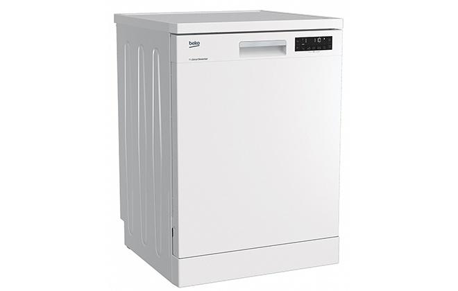 Модель белого цвета Beko DFN 26420 W
