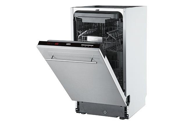 Модель посудомойки DeLonghi DDW06S Cristallo Ultimo