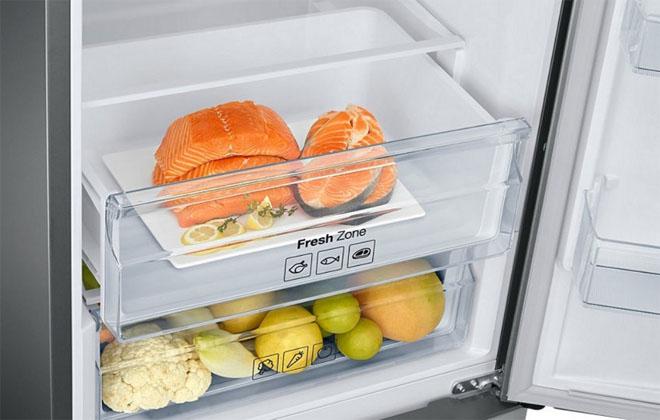 Морозильная камера для обеспечения свежести