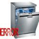 Коды ошибок ПММ Electrolux и как их устранить