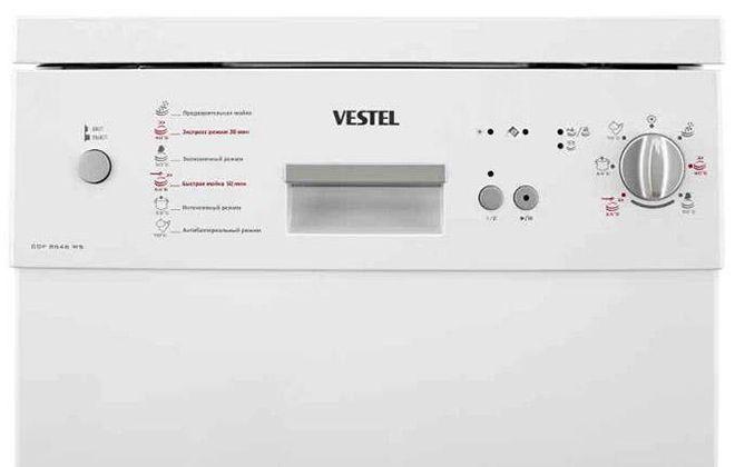 Панель управления модели Vestel CDF