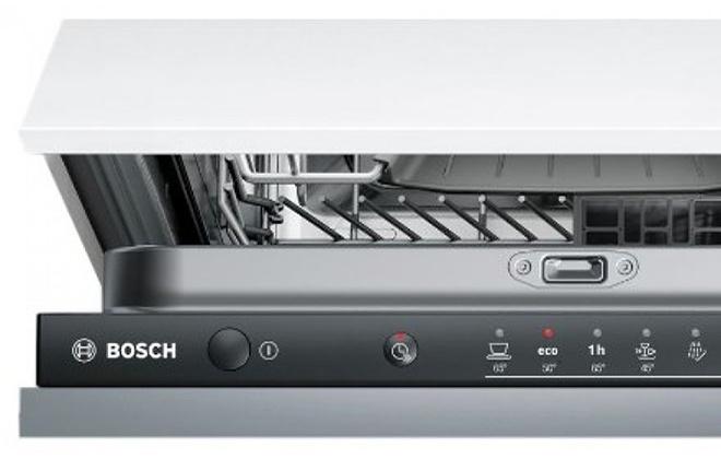 Панель управления посудомойкой Bosch SPV25DX00R