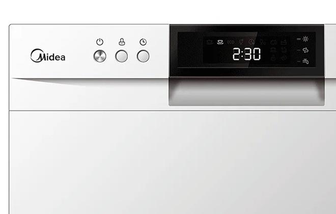 Панель управления посудомойкой Midea MCFD55500W