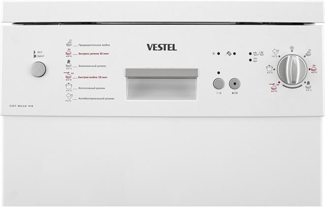 Панель управления посудомойкой Vestel