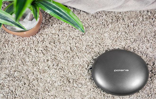 Polaris PVC 1012U для уборки ковров