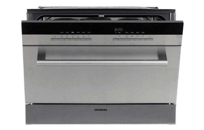 Посудомоечная машина Siemens IQ500 SK 76M544 в открытом виде