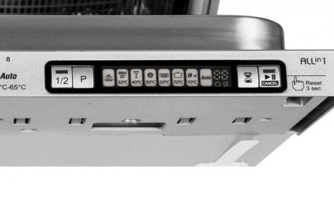 Приборная панель Kuppersberg GSA 489