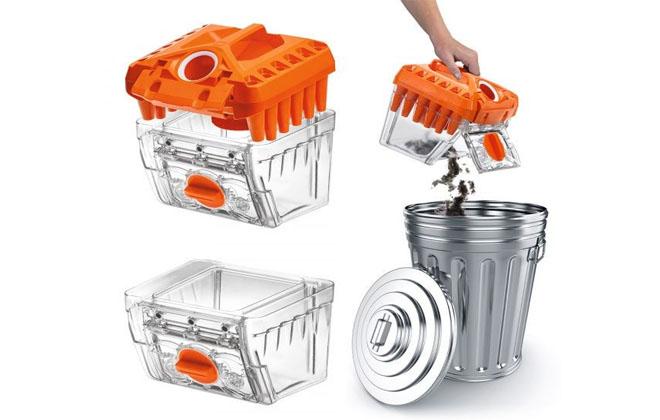 Принцип работы фильтра Thomas DryBOX+AquaBOX