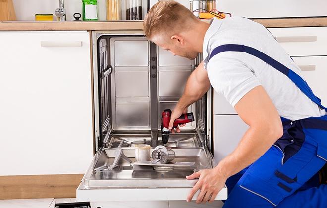 Ремонт посудомоечной машины мастером