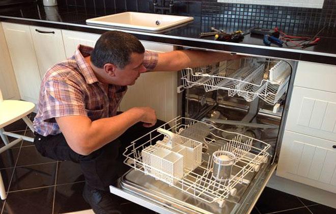 Ремонт посудомойки своими руками